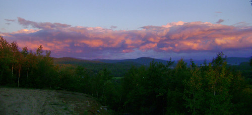desktop morning pink wallpaper sky mountains peru clouds forsale background maine creativecommons land tonemapped