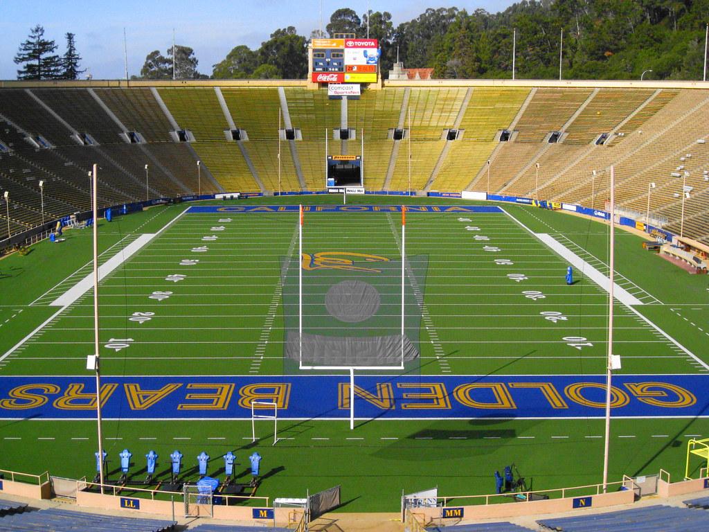 Cal Football Uc Berkeley The Play Uc Berkeley Calbears Flickr