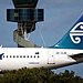 Image: Air New Zealand A320 and ATC Tower 5