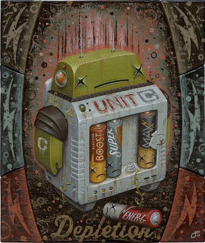 Alkaline / Unit C | by Jason Limon Art