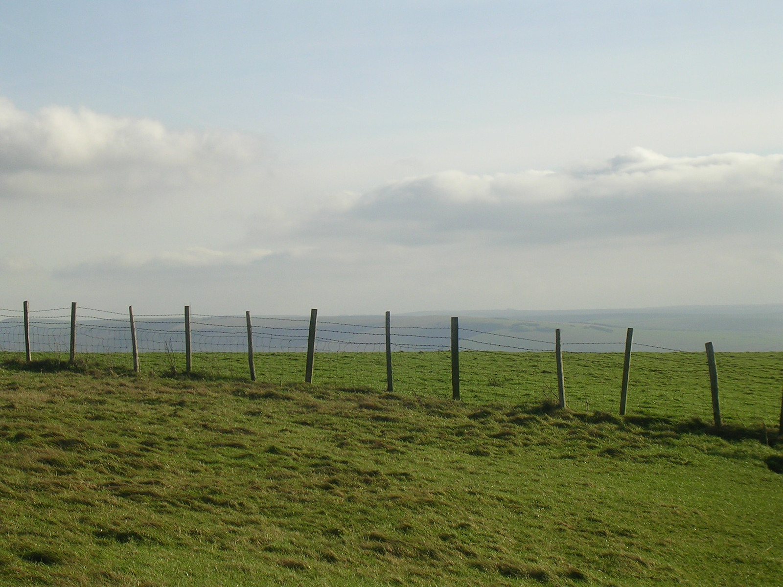 Fence Lewes to Saltdean via Rodmell