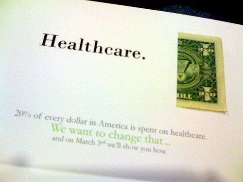 20% of Every Dollar is Spent on Healthcare | by theFerf