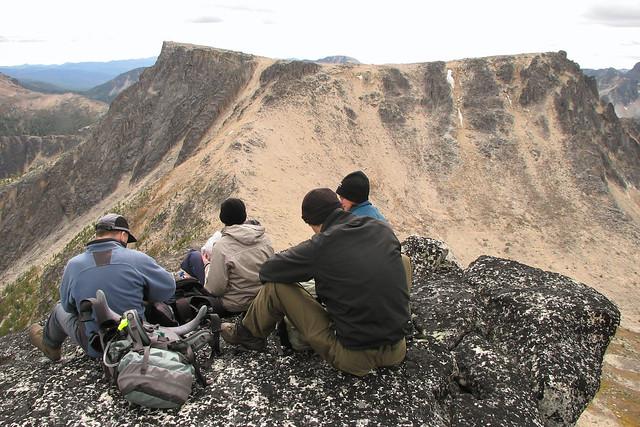 Lakeview Mountain, 2 Sep 2007