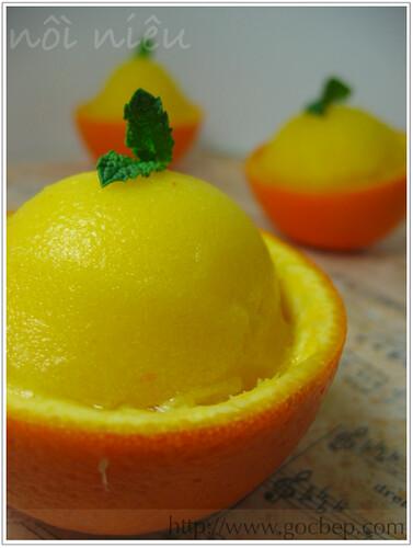 Orange Sorbet | by van_pham