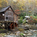 Mill at Babcock state park by Blondie5000