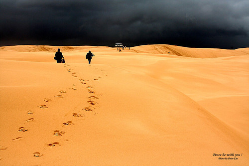 Walking desert | by Jong Soo(Peter) Lee