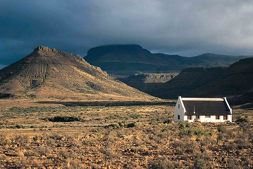 Farmhouse, Free State  - South Africa   by South African Tourism
