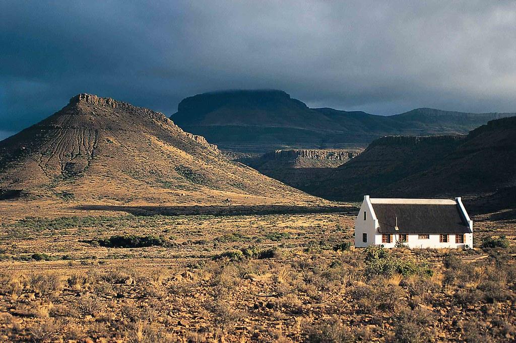 Farmhouse Free State South Africa Some Farmhouses