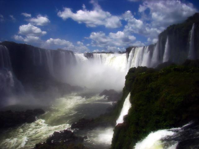Cataratas del Iguazú 021a / Iguassu Falls 021a