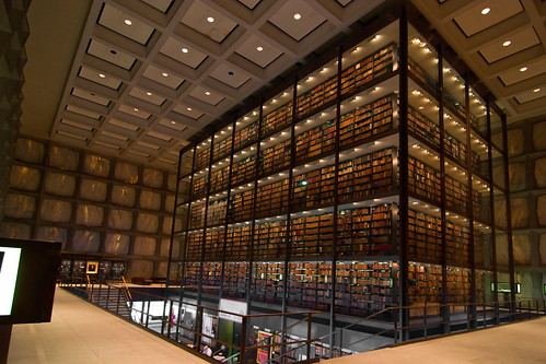 Beinecke Rare Book Library | by KAALpurush