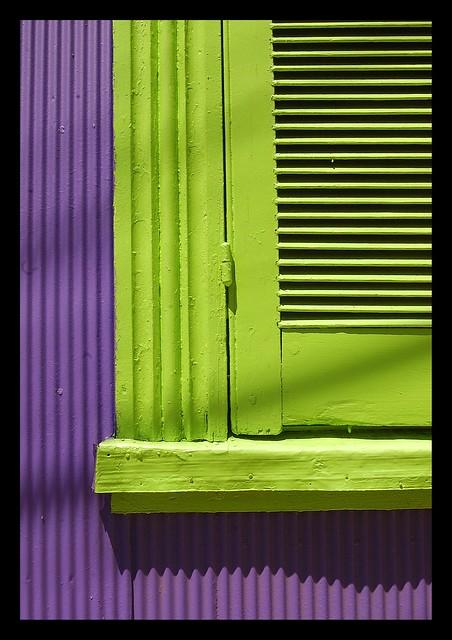 The Purple Green