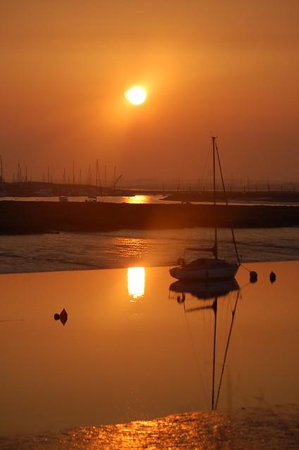 April 15 Walton on the Naze sunset (12)