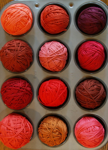 Tahki cotton classic, assorted colors | by meknits