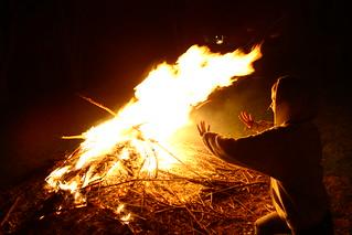 firestarter | by threephin