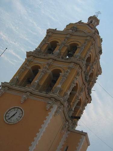 Downtown Early Morning - Catedral