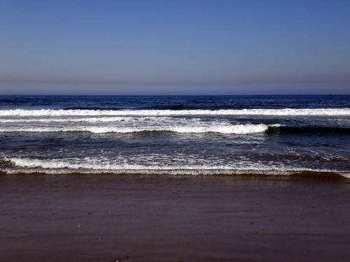 Ocean in Santa Monica | by Frank Gruber