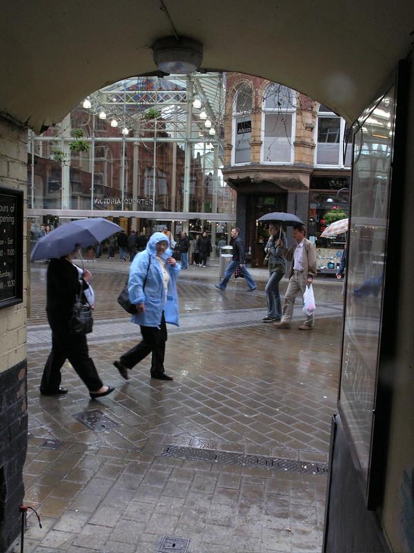 Rainy Briggate