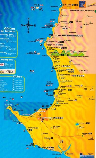 Mapa Ruta Del Sol Charliebrown96 Flickr
