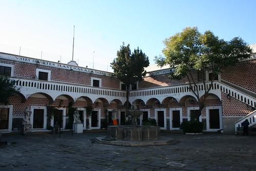 Barrio del Artista, Puebla