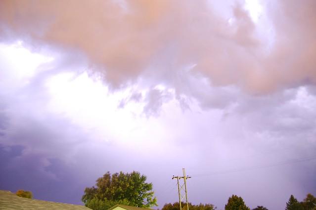 August 25, 2006 - Late Night Thunderstorm - Kearney Nebraska