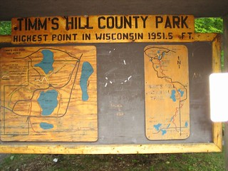 Timm's Hill -   Wisconsin