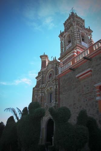 Entrando a San Francisco Acatepec - Puebla