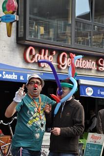 hilarious street performer | by elysia1