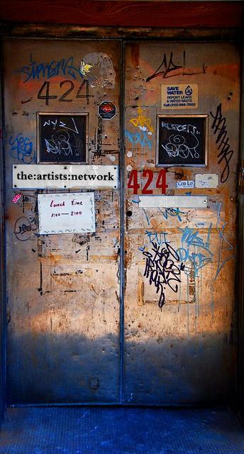 Where Artists Live