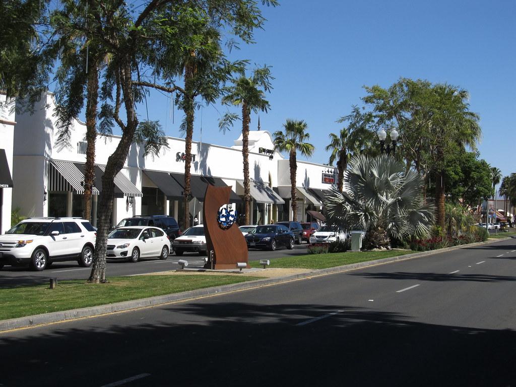 El Paseo Drive, Palm Desert, California
