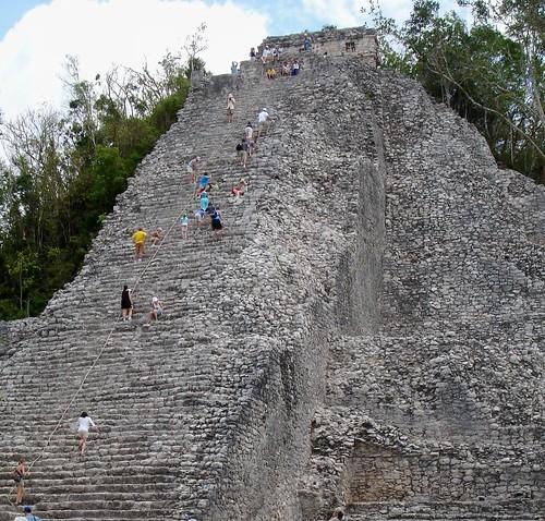 Pirámide de Coba