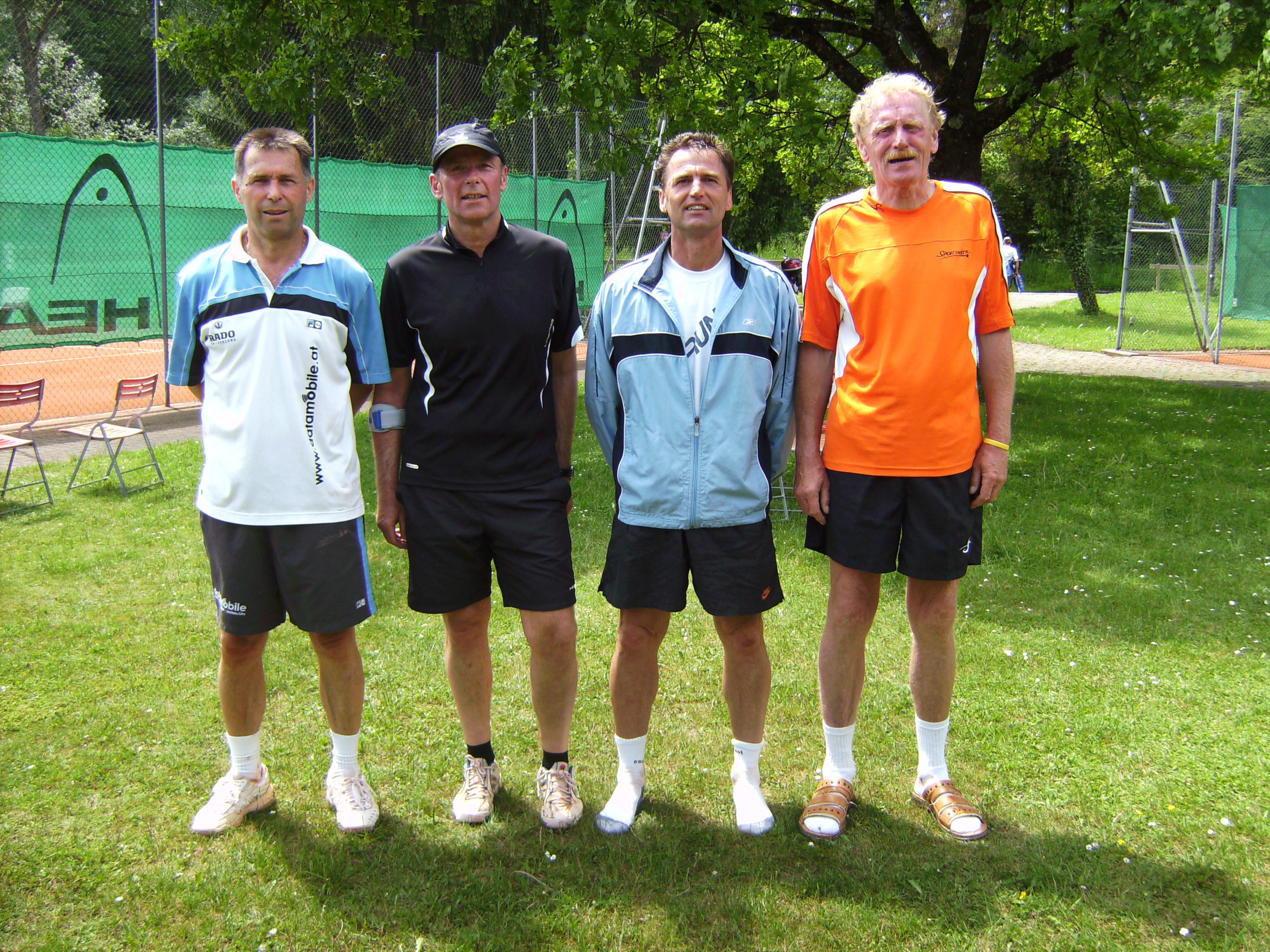 2010 Mannschaften
