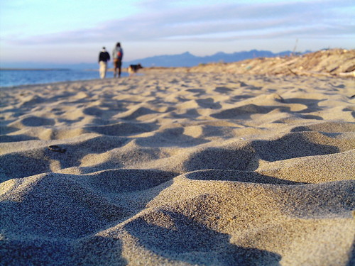 Sand perspective   by Michela Simoncini
