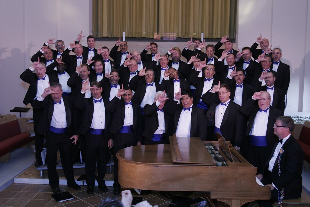 Oakland east bay gay mens chorus