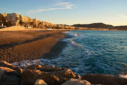 morning beach nikon mediterranean nicefrance frenchriviera promenadedesanglais 18200vr d80 impressedbeauty nikkor18200mmf3556gedifafsdxvrii 200802053939e11280