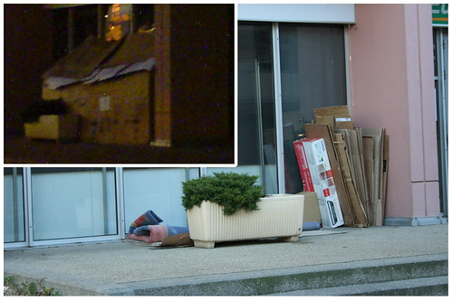 During the night, this is the house of someone :/ | by zopeuse