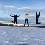 Viajefilos en Tromso, Alerededores del lago 004