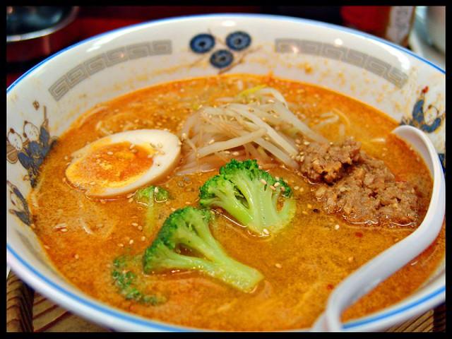 坦々麺 Tantanmen