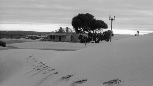 Eucla Telegraph Station or Homestead May 1965