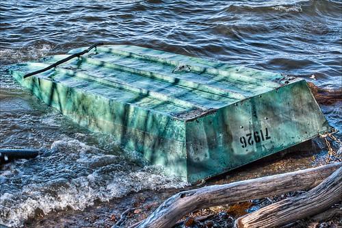 water boat valley hudson catskills ashokanreservoir g9 tonemapping akvis