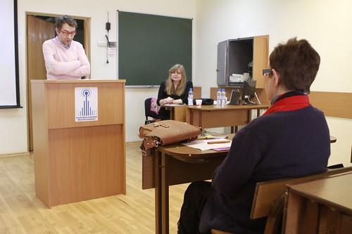 Апр 7 2015 - 15:10 - Конференция «Литература. Кино. Телевидение» в МГУ