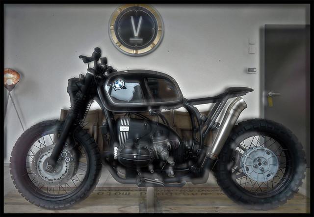 BMW R100R VAGABUND