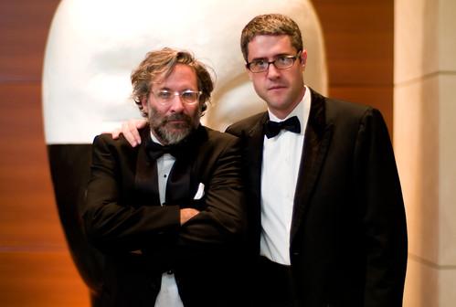 Douglas Gayeton and Reuben Steiger   by Joi