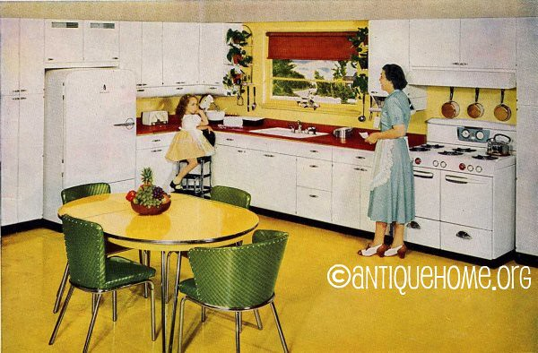 1950 Kitchen Design