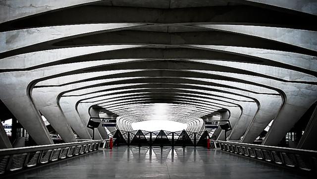 TGV Bahnhof Lyon