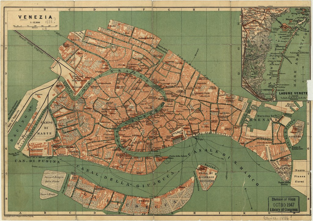 No Known Restrictions: Venezia by Wagner and Debes, ca  18