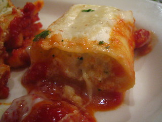 Cheese Manicotti | by rick