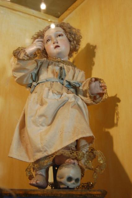 Chirst Child Statue