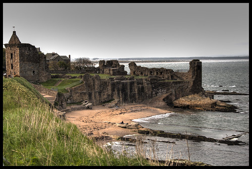 St. Andrews Castle | by LesPaulSupreme
