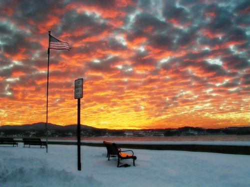 travel winter friends sunset wallpaper snow newyork clouds river geotagged interestingness kingston hudsonriver rhinecliff hundredpics explored perfectsunsetssunrisesandskys butsugiri ©davidjstern