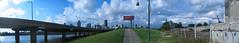 Bonaventure highway near Mills Street